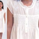 childs nightgown